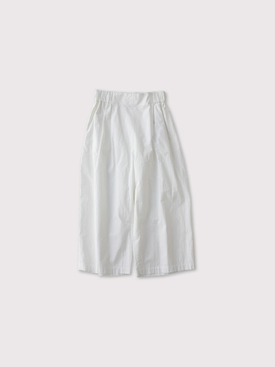 Front tuck bulky pants【SOLD】 1