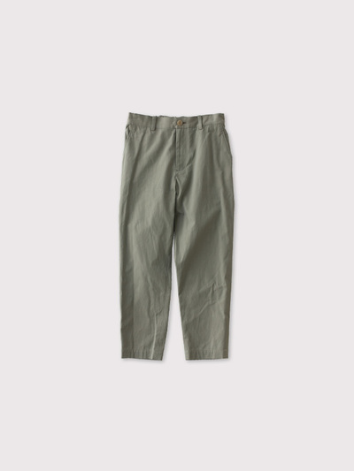 Back gum tapered pants【SOLD】 1