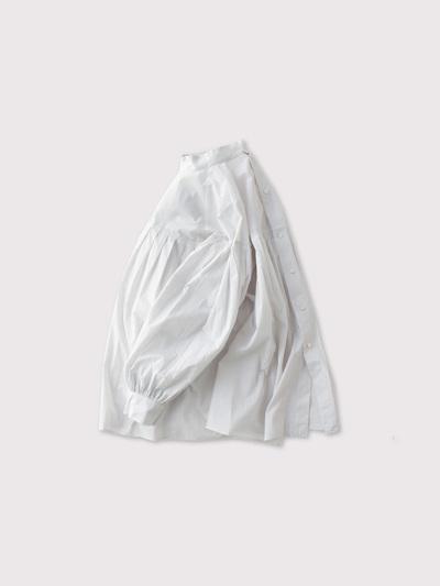 Tuck yoke blouse【SOLD】 2