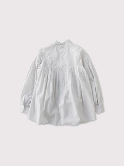 Tuck yoke blouse【SOLD】 3