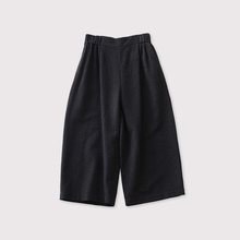 Front tuck bulky pants【SOLD】