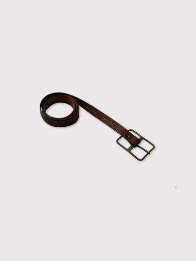 Thin buckle belt S【SOLD】 2