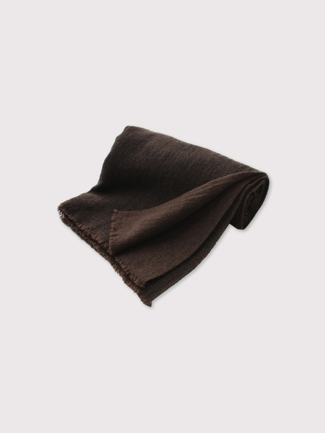 Double face shawl S【SOLD】 2