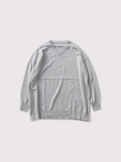 Vneck bulky sweater【SOLD】 1