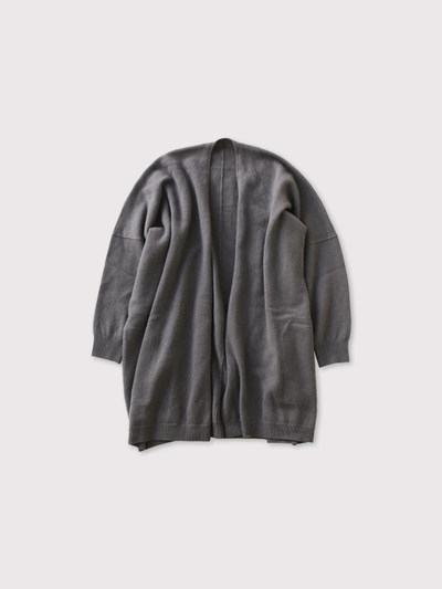 Flat cardigan middle【SOLD】 1