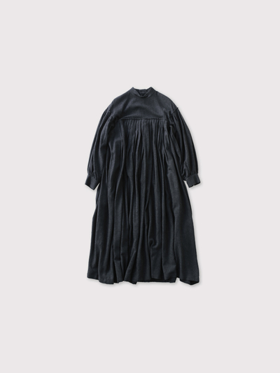 Tuck yoke dress 1