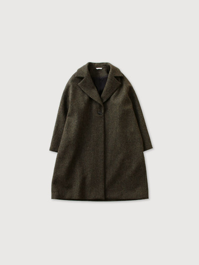 Bulky tailored coat【SOLD】 1
