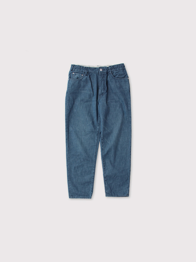 Relax 5 pocket pants 1