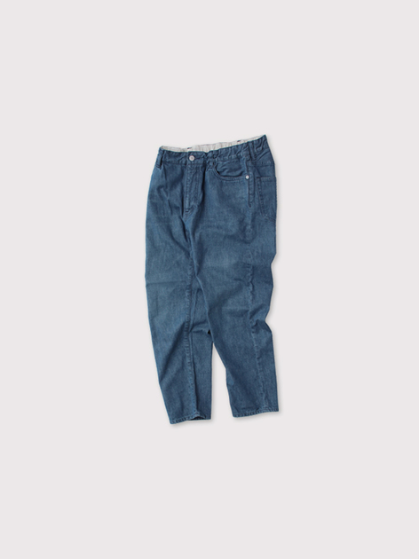 Relax 5 pocket pants 2