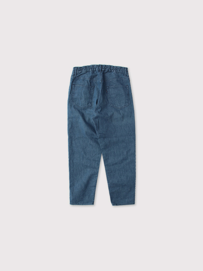 Relax 5 pocket pants【SOLD】 3