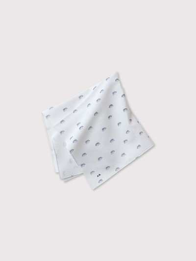 Bandana~HARRY cotton linen ox【SOLD】 3