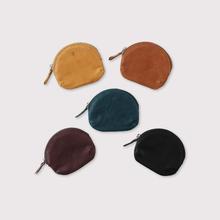 Round purse S【SOLD】