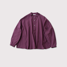 Slip-on bulky shirt【SOLD】
