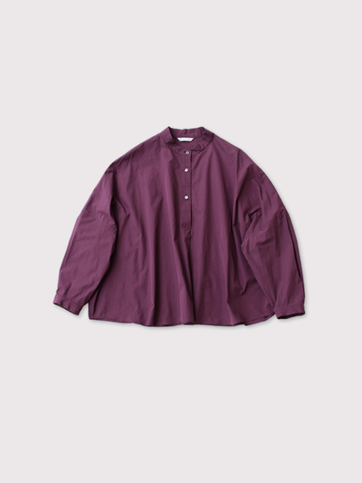 Slip-on bulky shirt【SOLD】 1