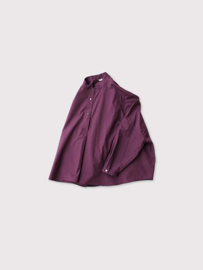 Slip-on bulky shirt【SOLD】 2