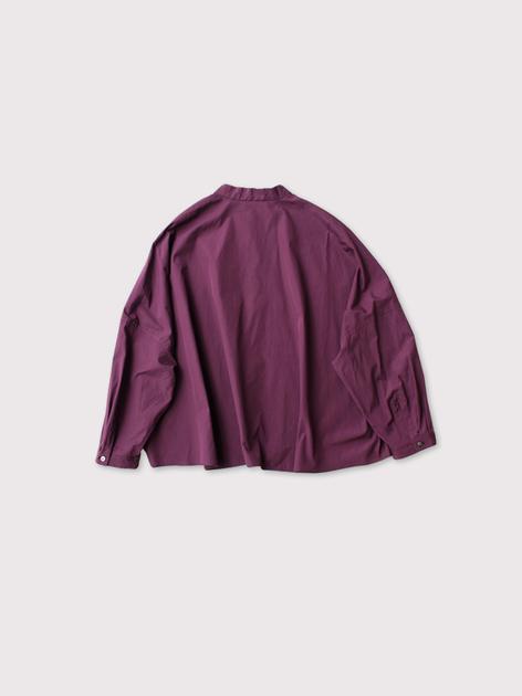 Slip-on bulky shirt【SOLD】 3