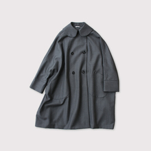 Small collar balloon coat【SOLD】