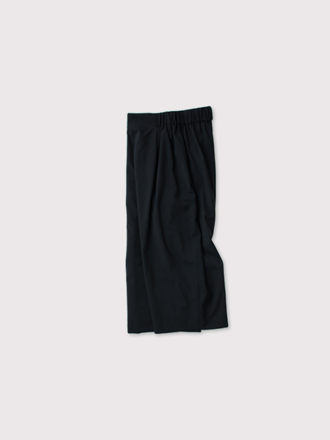 Tuck front easy pants【SOLD】 2