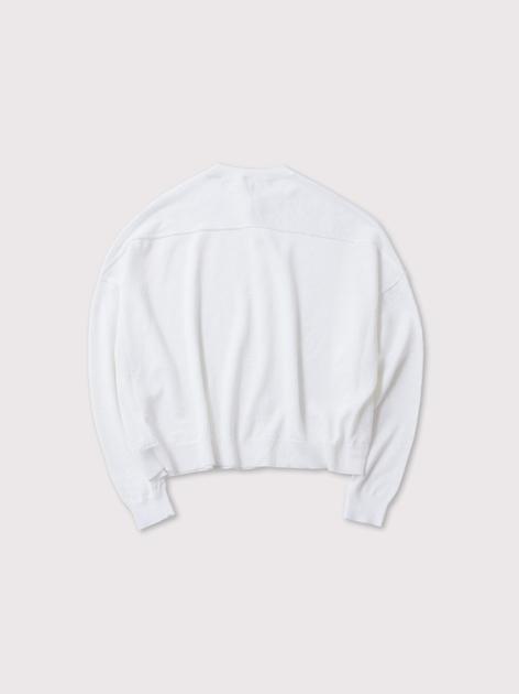 Bulky sleeve balloon cardigan short【SOLD】 2
