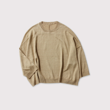 Short sleeve balloon sweater【SOLD】