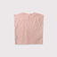 Two ply front nosleeve blouse【SOLD】 3
