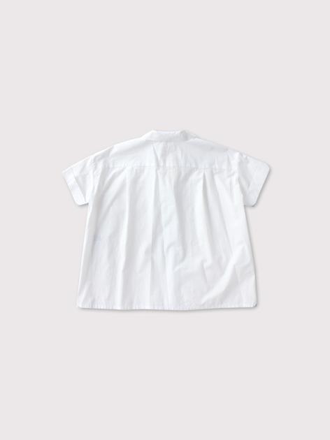 Open collar shirt【SOLD】 3