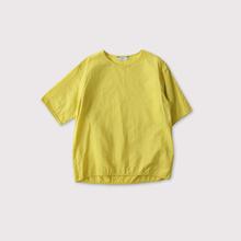 Ethnic big T-shirt H/S