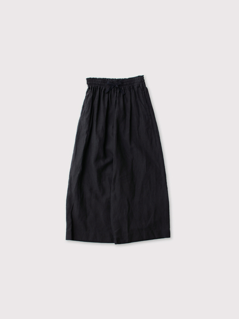 Front string wide pants【SOLD】 2