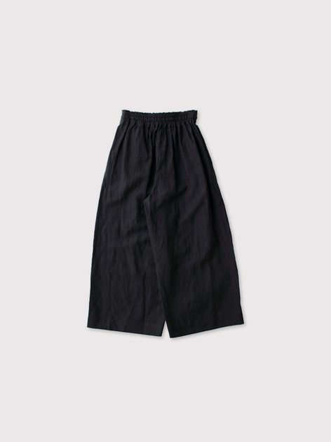 Front string wide pants【SOLD】 3