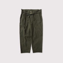 Drawstring tuck pants【SOLD】