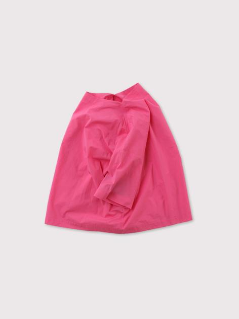 *Boat neck box shirt【SOLD】 2