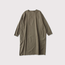 Woven T‐shirt long【SOLD】