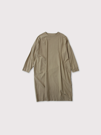Woven T‐shirt long【SOLD】 1