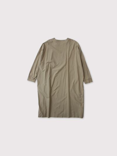 Woven T‐shirt long【SOLD】 3
