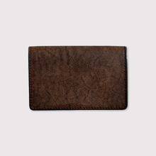 【※】Tow pocket card case