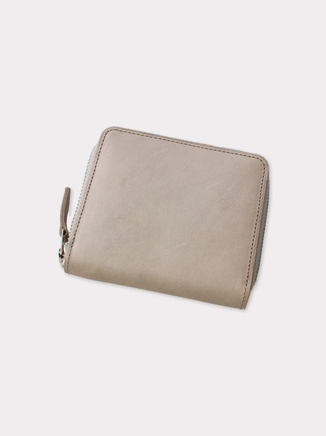 【※】Mini zipper wallet 2