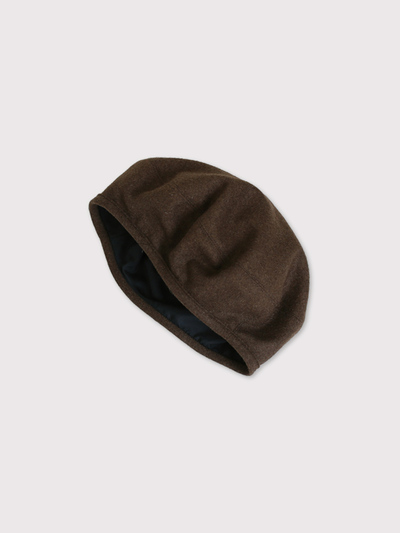 【※】Simple beret【SOLD】 3