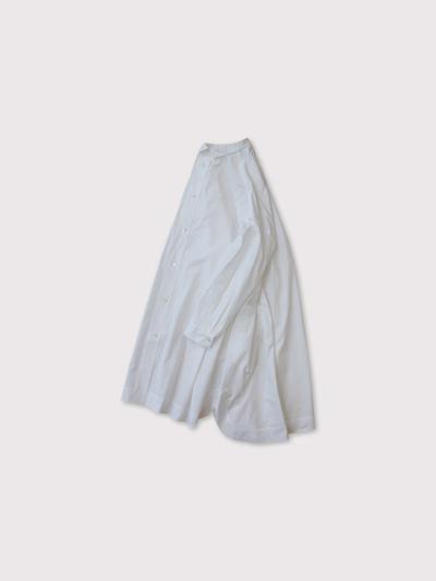 Mini collar tunic shirt【SOLD】 2