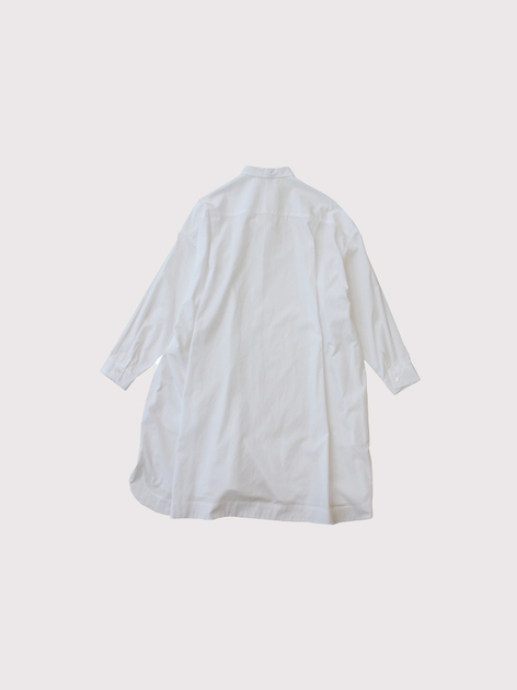 Mini collar tunic shirt【SOLD】 3