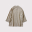 Stand col back open shirt【SOLD】 3