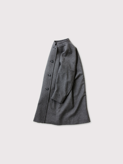 Stand collar box middle coat【SOLD】 2