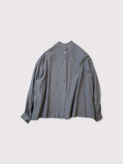 Front box tuck blouse 3
