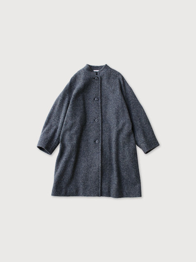 Stand collar boxy middle coat【SOLD】 1