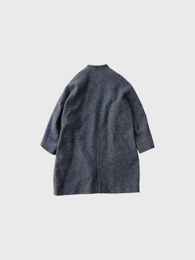 Stand collar boxy middle coat【SOLD】 3