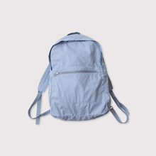 Front pocket square back pack