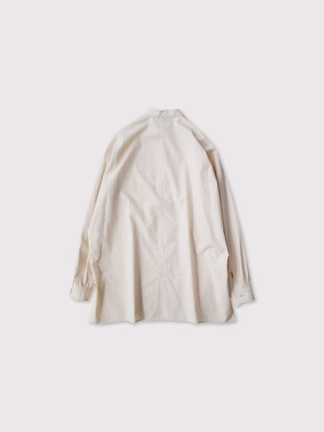 Stand collar relax fit shirt【SOLD】 3