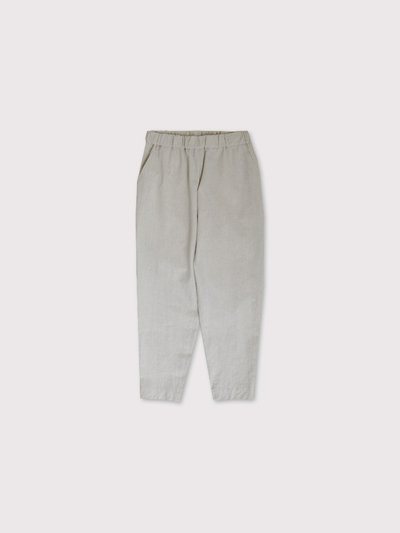 Simple easy loose tapered pants【SOLD】 1