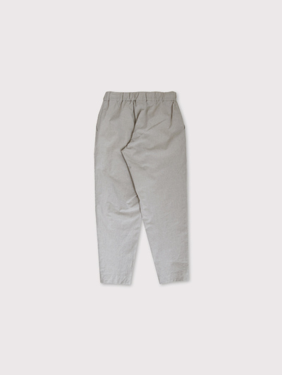 Simple easy loose tapered pants【SOLD】 3