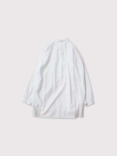 Mini collar gather shirt【SOLD】 3