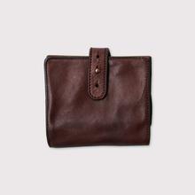 Simple jabara short wallet